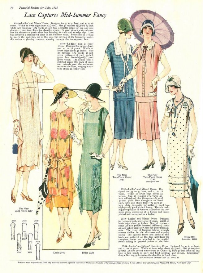 1925 pictorial review
